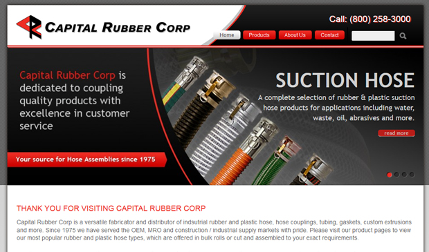 Capital Rubber Corp